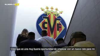 Imagen de vista previa para Las primeras palabras de Serge Aurier como jugador del Villarreal