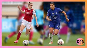 Preview image for Vivianne Miedema-Sam Kerr [WSL 2020/21]