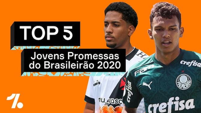 Imagem de visualização para 5 JOVENS pra ficar de olho no BRASILEIRÃO 2020/2021!