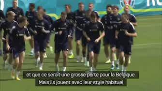 """Image d'aperçu pour Gr. B - Dzyuba : """"Avec ou sans De Bruyne, la Belgique est favorite"""""""