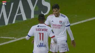 Preview image for Kadewere helps Lyon win at PSG