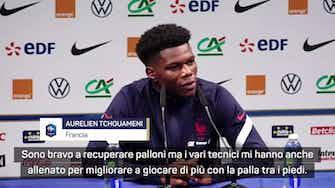 """Anteprima immagine per Juve, senti Tchouameni: """"Pogba la mia ispirazione. Ma non solo..."""""""