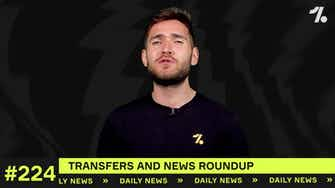 Preview image for YOUR club's latest transfer news!