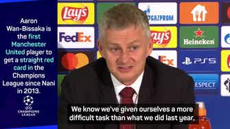Preview image for United punished by Young Boys for lack of concentration - Solskjaer