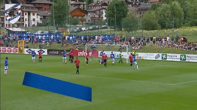 Vorschaubild für Sampdoria-Nuova Camunia 14-0