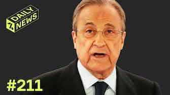 Vorschaubild für Pérez gibt Super League nicht auf! Barca lockt Agüero!