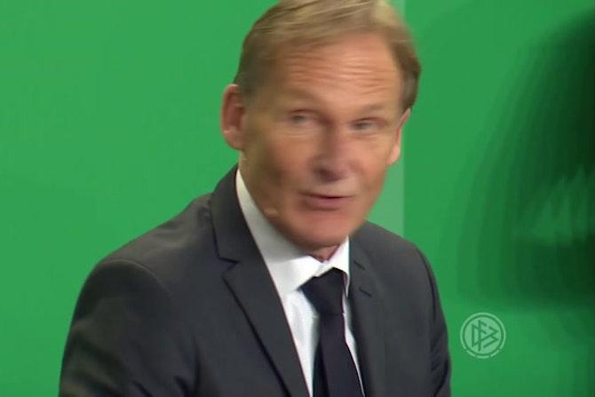 """Watzke: BVB kommt nach Semi """"immer ins Finale"""""""