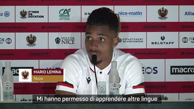 """Anteprima immagine per  Nizza, Lemina: """"Giocare all'estero mi ha fatto bene"""""""