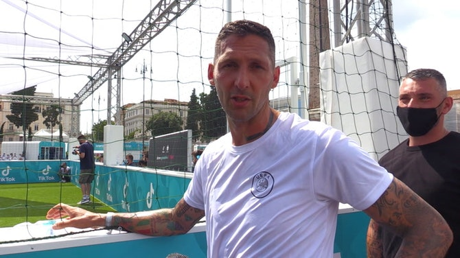 """Materazzi: """"Italia con passione e amicizia. E su Mourinho…"""""""