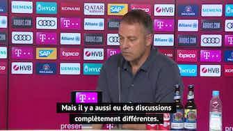 Image d'aperçu pour Bayern - Flick confirme que les discussions pour être sélectionneur de l'Allemagne ont commencé
