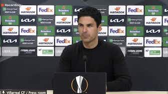 Preview image for Disappointed but we are still alive! Mikel Arteta