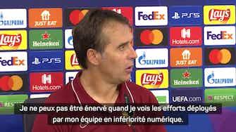 """Image d'aperçu pour Gr. G - Lopetegui : """"Un match étrange et difficile à gérer"""""""