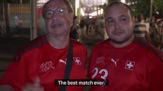 Preview image for Fans react to crazy day at Euro 2020