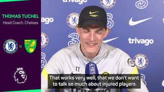 Preview image for Tuchel gives update on Lukaku injury
