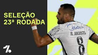Imagem de visualização para Seleção da 23ª rodada do BRASILEIRÃO!