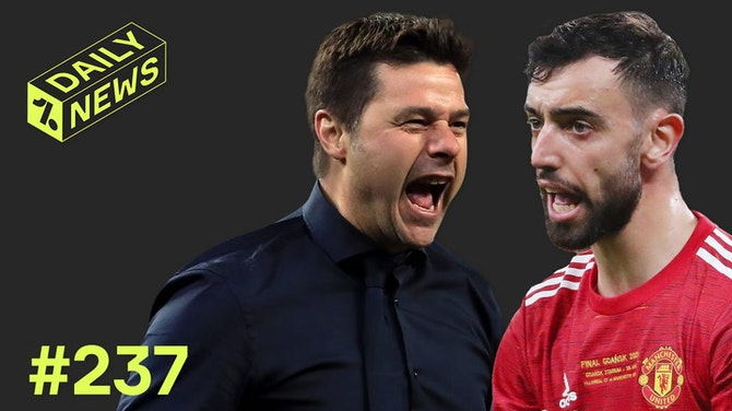 REACTING to the Europa League final! + Pochettino BACK to SPURS?!