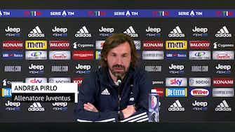 """Anteprima immagine per Pirlo: """"CR7? Ha ancora un anno di contratto con noi"""""""