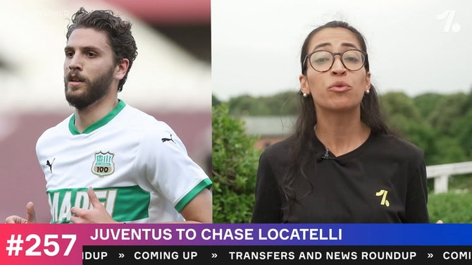 Juventus leading race for Italy international