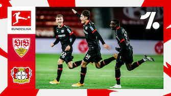 Imagem de visualização para Melhores momentos de Stuttgart vs. Bayer Leverkusen | 09/19/2021