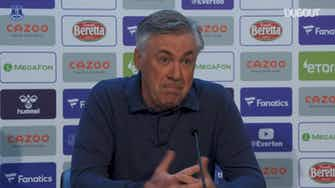 Preview image for Ancelotti: 'We were born to have sporting merit'