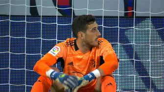 Preview image for Angel Montoro's very long goal versus Osasuna in stoppage time