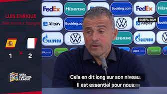 """Image d'aperçu pour Finale - Enrique : """"Busquets est un joueur essentiel pour nous"""""""