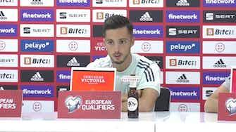 """Imagen de vista previa para Pablo Sarabia, sobre su cesión al Sporting: """"Era muy difícil poder jugar en el PSG"""""""