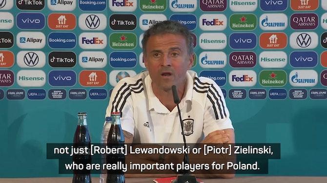 Preview image for Lewandowski needs special 'surveillance' - Enrique