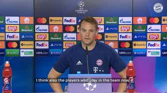 Preview image for Neuer on the 8:2 victory over Barcelona in 2020: 'You don't forget such games'