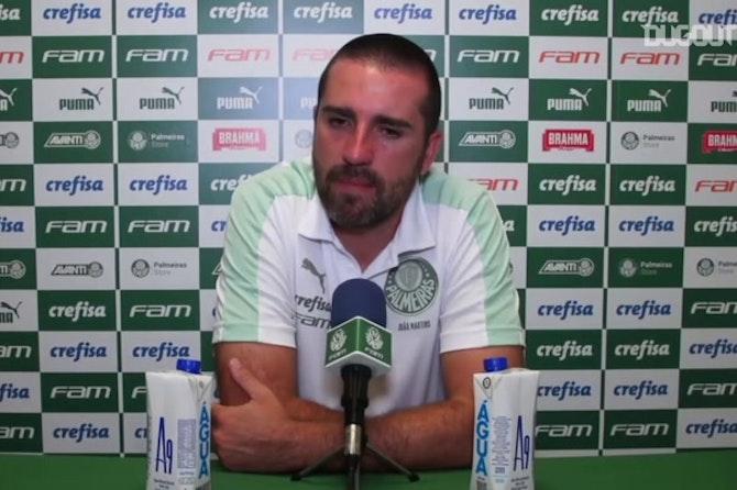 João Martins fala sobre condição física de Gabriel Menino