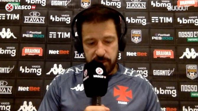 Imagem de visualização para Ramon Menezes explica como Vasco se preparou pra pênaltis