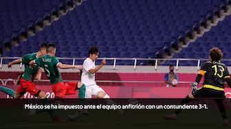 Imagen de vista previa para La selección mexicana se alza con la medalla de bronce