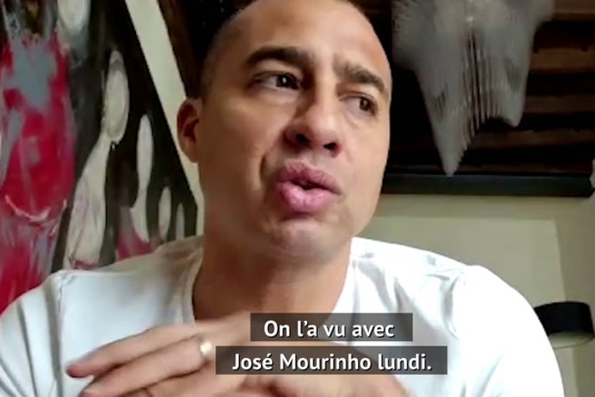 """Tottenham - Trezeguet sur Mourinho : """"Les résultats sont la chose la plus importante"""""""