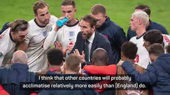 Preview image for Qatari heat could be an issue for in England in 2022 – Triesman