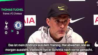 """Vorschaubild für Tuchel: Christensen """"soll so weitermachen"""""""