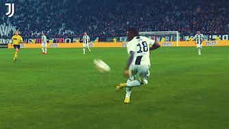 Image d'aperçu pour La Juventus annonce le retour de Moise Kean