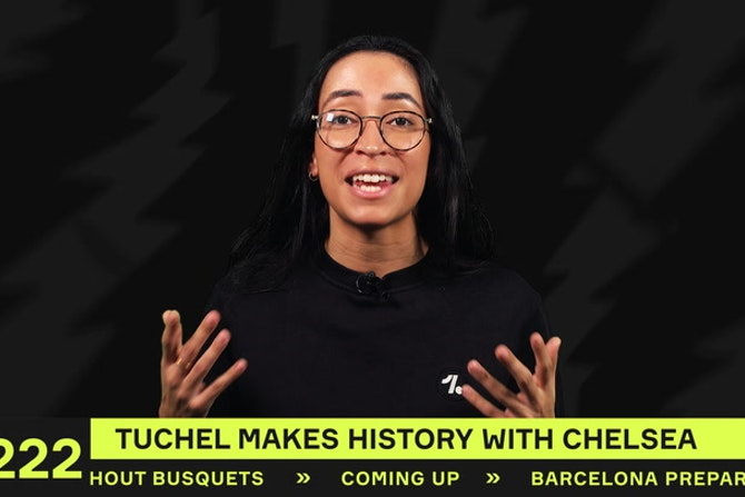 Tuchel makes HISTORY with Chelsea!
