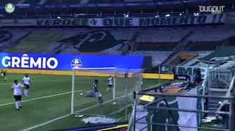 Preview image for Wesley and Gabriel Menino find the net as Palmeiras seal Brazil Cup title