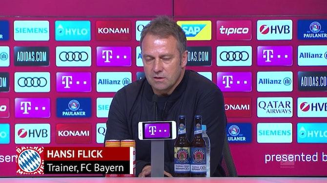 """Flick adelt Alaba: """"Das Herz der Mannschaft"""""""