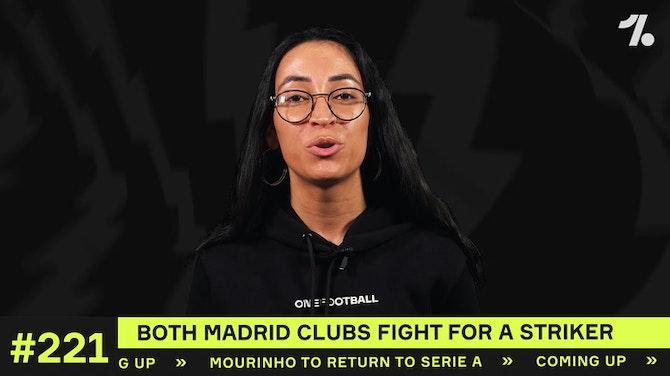 Real Madrid and Atletico BATTLE for Bundesliga striker!