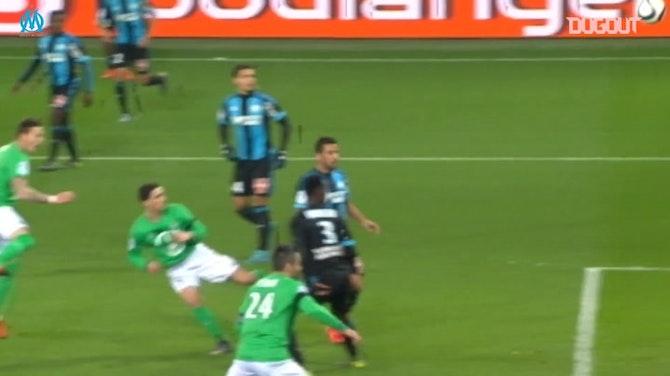 Image d'aperçu pour Les meilleurs arrêts de Mandanda contre Saint-Etienne
