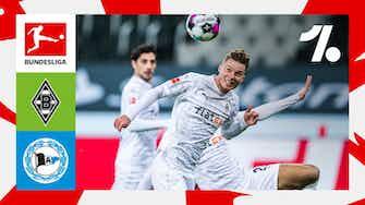 Imagem de visualização para Os destaques de Borussia M'Gladbach vs. Arminia Bielefeld | 09/12/2021