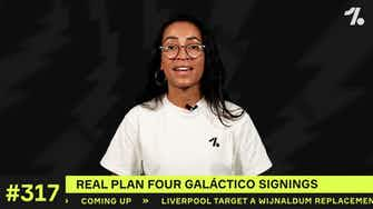 Preview image for Which FOUR Galáctico signings could Real Madrid make?!