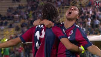 Preview image for The unforgettable brace scored by Diego Laxalt at AC Milan
