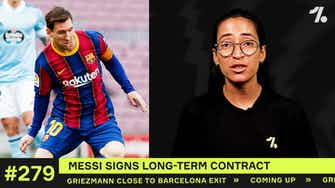Preview image for Messi's new contract details!