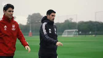 Imagem de visualização para Jack Wilshere participa de treino do Arsenal