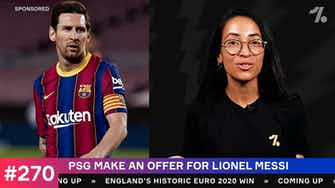Preview image for PSG make an OFFER for Messi?!