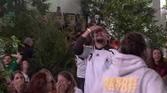 Vorschaubild für So leiden die Fans nach Müllers Mega-Chance