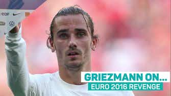 Preview image for Portugal v France preview - Griezmann's best bits