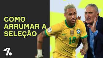 Imagem de visualização para Como ARRUMAR a SELEÇÃO BRASILEIRA?
